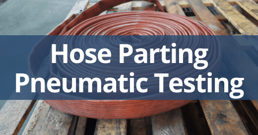 Hose Parting During Pneumatic Testing Safety Talk