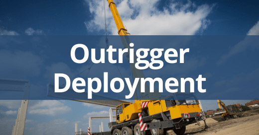 Outrigger Deployment Safety Talk