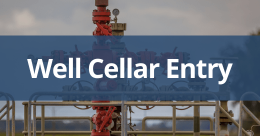 Significant Hazards of Well Cellar Entry Safety Talk