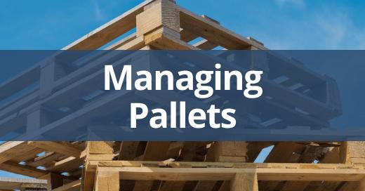 Managing Pallets Safety Talk
