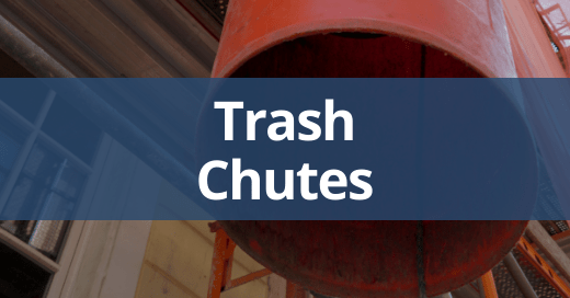 Trash Chutes Safety Talk