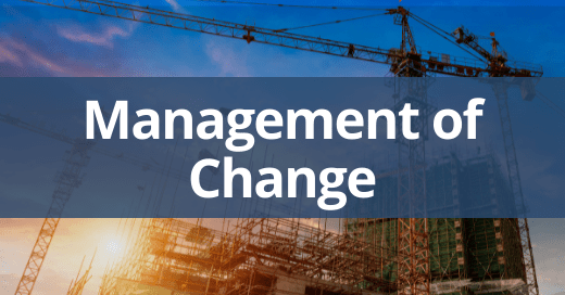 Management of Change Safety Talk